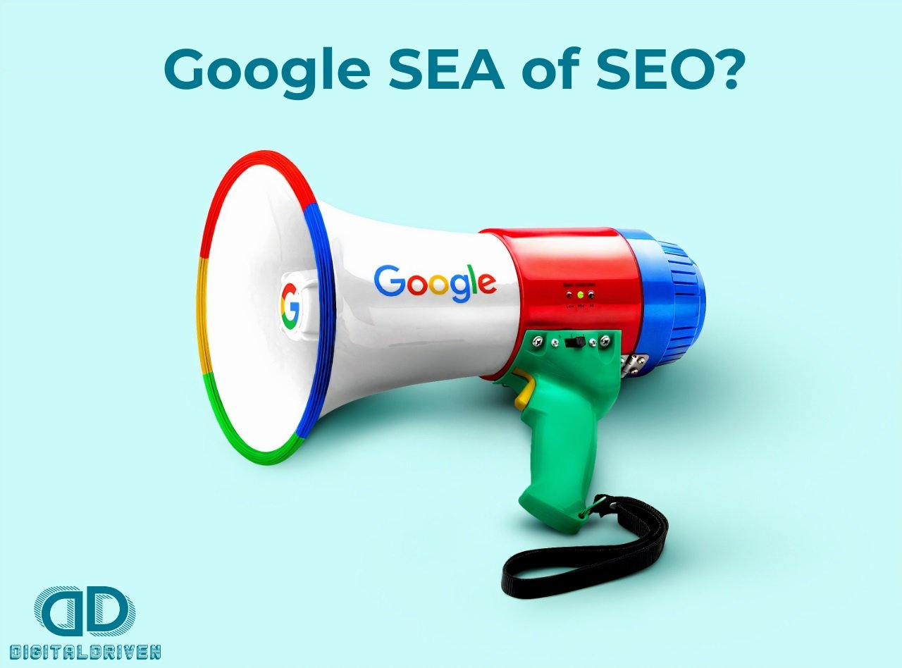 Google SEA of SEO